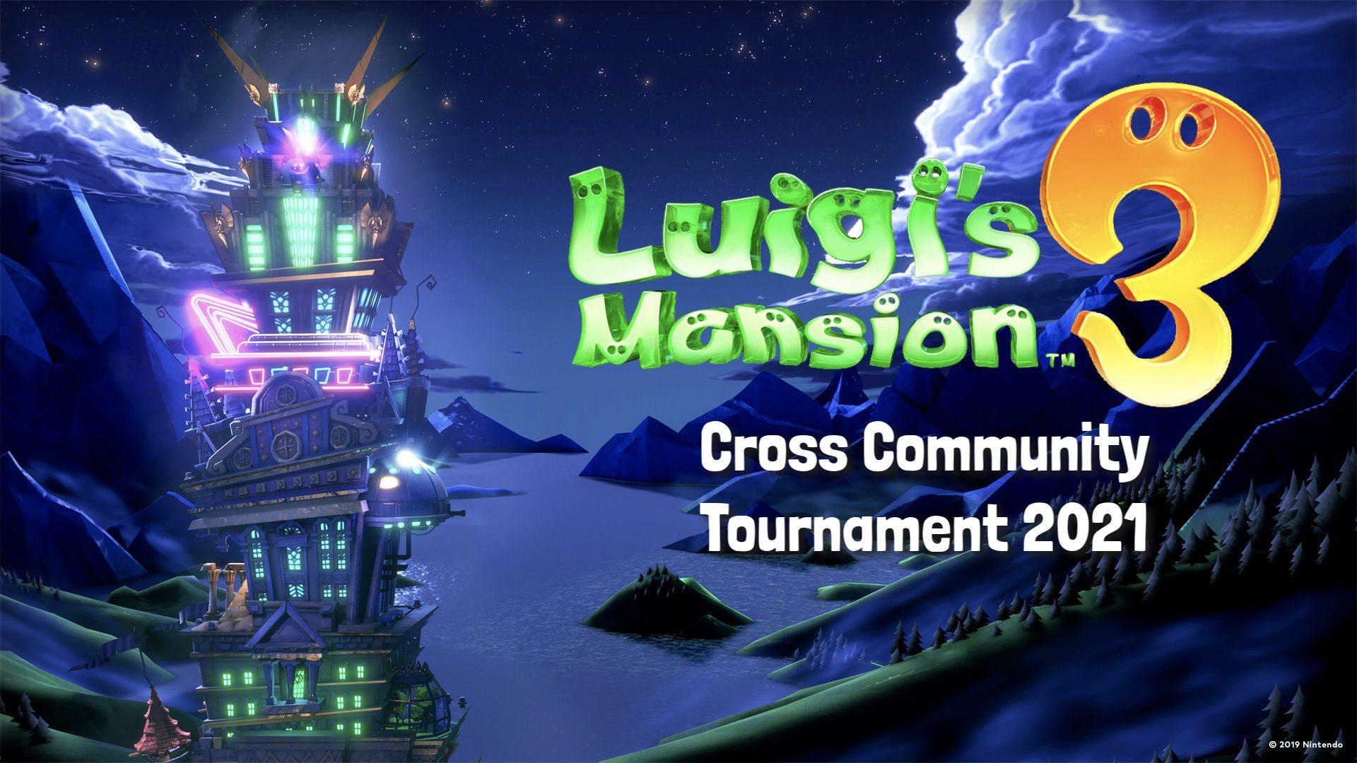 Luigi's Mansion 3 Tournament