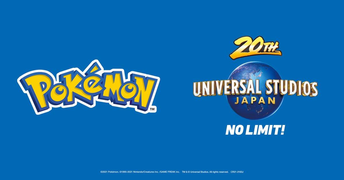 Pokemon At Universal Studios